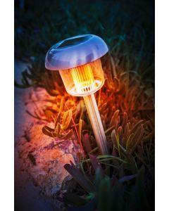 Lampa solara 2 led-uri
