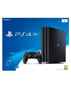 Consola SONY Playstation 4 Pro 1TB, Jet Black