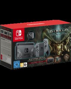 "Consola Nintendo Switch + Joc Diablo III, 32 GB, Ecran 6.2"""