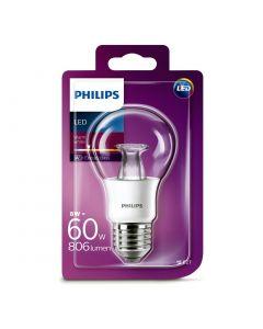 Bec Philips Led A60 60W E27 2700K