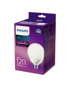 Bec Philips Led Glob 120W E27 2700K