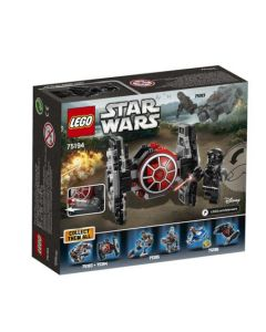 LEGO® Star Wars™ TIE Fighter™ al Ordinului Intai Microfighter
