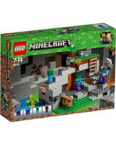 Pestera cu zombie, LEGO Minecraft