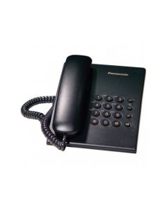 Telefon fix  KX-TS500FXB Panasonic, Negru