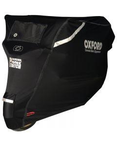 Husa-prelata protectie impermeabila speciala exterior scuter motocicleta L