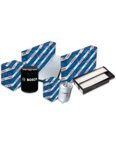 Pachet filtre revizie SKODA SUPERB combi 1.6 TDI 105 cai, filtre Bosch