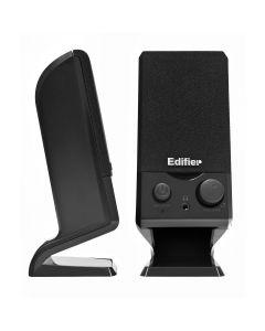 """BOXE EDIFIER 2.0, RMS:   1.2W (2 x 0.6W), control volum, USB power, black,  """"M1250"""""""