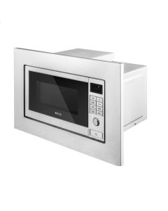 Cuptor cu microunde incorporabil ECG MTD 2080 VGSS, 20 L, 800/1000W, digital