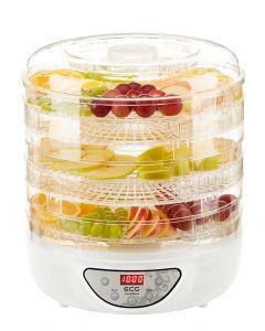 Deshidrator-uscator de alimente ECG SO 570, 240 W, 5 niveluri
