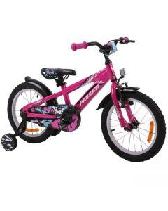 """Bicicleta copii Passati Gerald roz 16"""""""