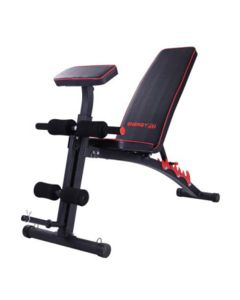 Banca fitness reglabila cu suport biceps Energy Fit 1208T