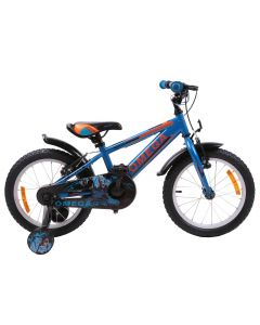 "Bicicleta copii Omega Master 20"" albastru 2018"