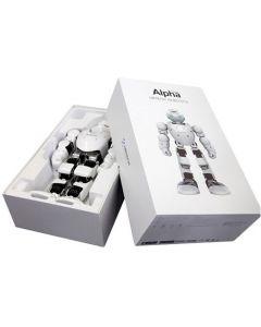 Robot inteligent interactiv Alpha 1S Ubtech, Bluetooth, Alb