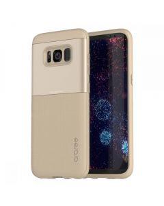 Carcasa, araree, AMY pentru Samsung Galaxy S8 , Hazelnut