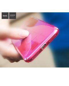 Carcasa, Hoco, Colorful series PC, pentru Apple iPhone 7 Plus, Roz
