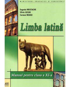 Limba latina manual pentru Clasa a XI-a