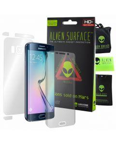 Folie de protectie Alien Surface HD pentru Samsung Galaxy S6 EDGE