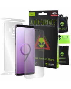Folie de protectie Alien Surface HD pentru Samsung Galaxy S9