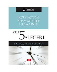 Cel 5 alegeri - Kory Kogon, Adam Merrill, Leena Rinne