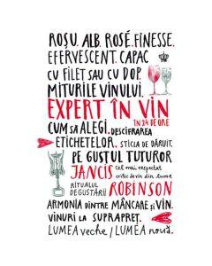 Expert in vin in 24 de ore - Jancis Robinson