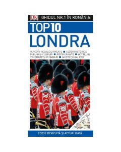 Top 10 Londra - Ghidul nr.1 in Romania