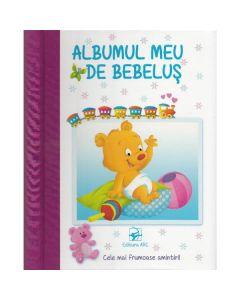 Albumul meu de bebelus (roz)