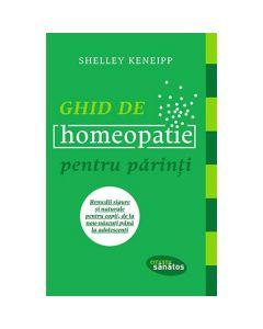 Ghid de homeopatie pentru parinti - Shelley Keneipp