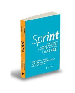 Sprint - Jake Knapp, John Zeratsky, Braden Kowitz