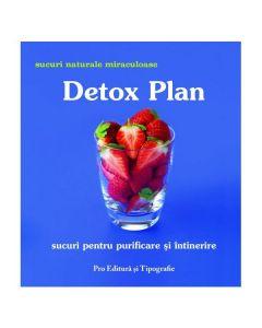 Detox Plan. Sucuri pentru purificare si intinerire