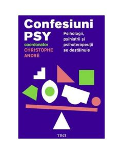 Confesiuni PSY - Christophe Andre