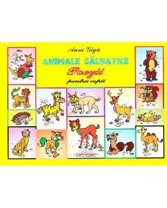 Animale salbatice - Poezii - Aura Giga