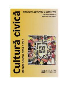 Cultura civica - Clasa 7 - Manual - Dakmara Georgescu, Doina-Olga Stefanescu