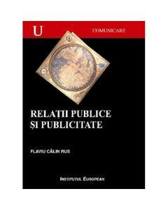 Relatii Publice Si Publicitate - Flaviu Calin Rus
