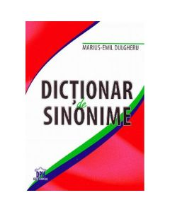Dictionar de sinonime - Marius-Emil Dulgheru