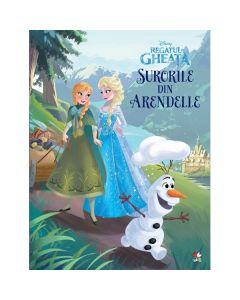 Surorile din Arendelle - Disney Regatul de gheata