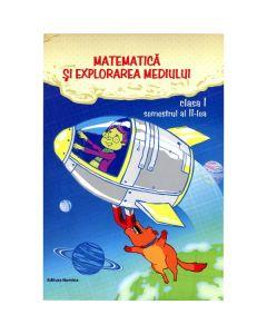 Matematica Si Explorarea Mediului Cls 1 Sem 2 - Viorel George Dumitru