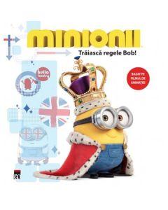 Minionii - Traiasca regele Bob!