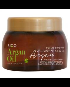 Crema de corp Bio Argan Oil BioQ actiune hidratanta 300ml