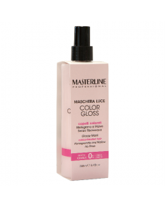 Masca Spray Color Gloss MasterLine extras de Rodie par vopsit 250ml