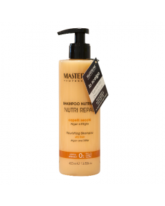 Sampon MasterLine Nutri Repair Ulei de Argan si Mei 400ml