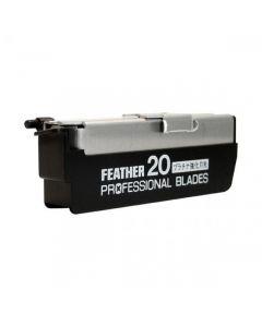 Rezerve lame de ras pentru brici Feather Artist Club, PB-20