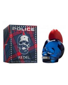 Apa de toaleta Police To be Rebel edt 40 ml