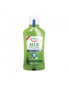 Apa de gura cu Aloe Equilibra 500 ml