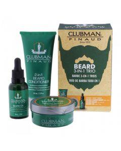 Set ingrijire barba Clubman