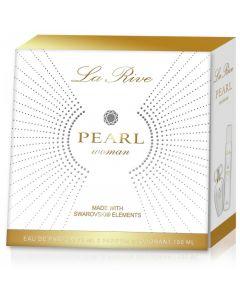 Set cadou La Rive Pearl woman - cu cristal Swarovski