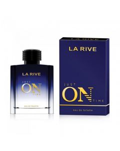 Parfum La Rive Just On Time man 100 ml