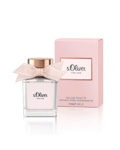 Parfum S. Oliver for Her edt 30 ml