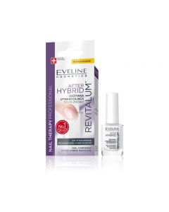 Tratament intarire unghii Eveline Revitalum After Hybrid 12 ml