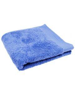Prosop baie, Badrum Basics, albastru, 50 x 100 cm