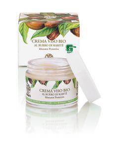 Crema de fata hidratanta si anti imbatranire cu unt de shea  La Dispensa  50 ml